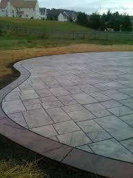 Concrete Patio Designs Decoration Slab Home Designs Pouring Concrete Patio Design Ideas