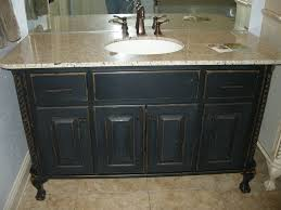 Paint Bathroom Cabinets Chalk Paint On Bathroom Vanity Pin By Kristy Wisdom On Annie
