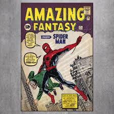 popular spiderman pictures for wall buy cheap spiderman pictures