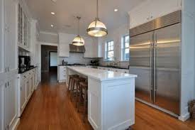 narrow kitchen with island narrow kitchen island kenangorgun