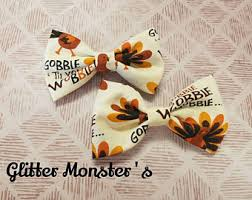 thanksgiving bow tie etsy