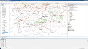World Map Shapefile Esri by Why Am I Missing Polygons Features From Osm Data When Importing To
