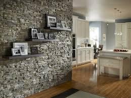 decoration mur cuisine decoration mur cuisine mur briques exposes dans la cuisine une