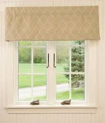 Valance For Kitchen Window Valances For Kitchen Windows Box Pleated Valance Posted In