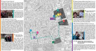Williamsburg Brooklyn Map Walking Tour Neighborhood Women
