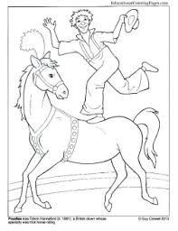circus coloring pages animal coloring pages kids