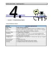ctts use case narrative ctts case study milestone 3 solution