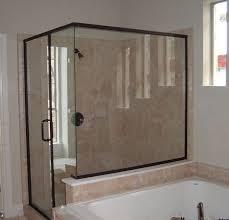 bathroom shower doors bathroom outstanding frameless shower door bathroom with semi frameless shower doors with black handle plus whte bath up and window