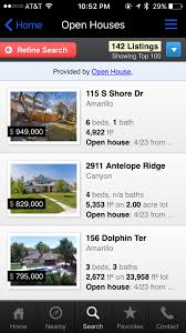 browse all amarillo open houses open house 806 app