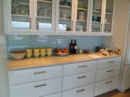 one piece glass backsplash home decorating interior design