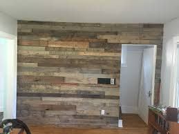 Accent Walls Living Room Living Room Pallet Accent Wall U2022 1001 Pallets