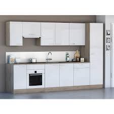 auchan meuble cuisine photo de meuble de cuisine buffet blanc laques buffets comparer les