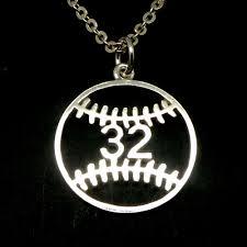 baseball jewelry artfire markets