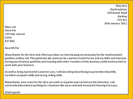 sample job interview thank you letter sample thank you letters after interview 67 images follow up