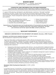 Health Information Management Resume Sample by Resume 07 27 10 Senior Executive Administrator For Ancillary