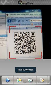 android qr scanner quickmark qr code reader free android app android freeware