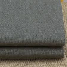 tissu canapé au mètre mètres gris zakka table tissu coton tissu pour vêtements