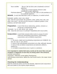 predicate adjective worksheet worksheets