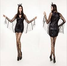 Halloween Costumes Bat Chauve Souris Femme Costumes Promotion Achetez Des Chauve Souris
