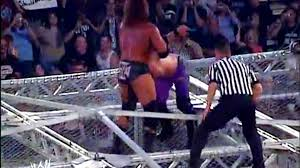 Backyard Wrestling Steel Cage Match Wwe Triple H Vs Chris Jericho Hell In A Cell Match Judgement