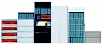 Bergen Office Furniture by Multi Media Storage