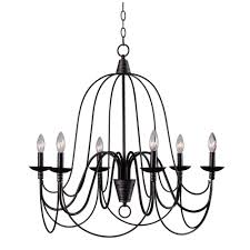 bronze and silver light fixtures alma 6 light bronze chandelier overstock com shopping great
