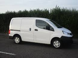 nissan nv200 used nissan nv200 in wallasey wirral linksview services limited