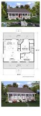 cottage style cool house plan id chp 39593 total living area