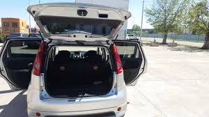nissan note interior trunk nissan note rider youtube