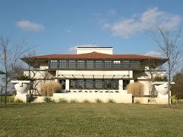 Frank Lloyd Wright Style House Plans Ad Classics Westcott House Frank Lloyd Wright Archdaily
