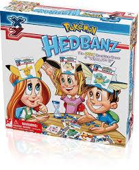 amazon com pokemon hedbanz game toys u0026 games