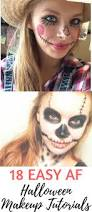 18 easy step by step halloween makeup tutorials for cheetah