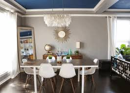 Dining Rooms With Chandeliers by Chandelier Lights For Living Room Hand Woven Rush Seat Large White