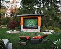 Ideas For Your Backyard 10 Ways To Add Tech To Your Summer Backyard Freshome