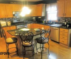 cost for professional to paint kitchen cabinets mimi vanderhaven get the new custom cabinet look without