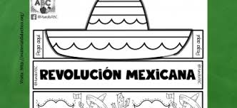 imagenes de la revolucion mexicana en preescolar preescolar material didáctico y planeaciones part 5