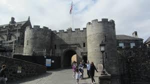 historical castles the historic stirling castle