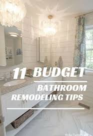 ideas to remodel bathroom budget bathroom remodel hometalk