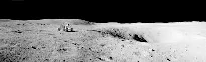 Can You See The Us Flag On The Moon Apollo 16 Image Library