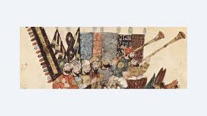 Yahya ibn Mahmud al Wasiti  the  th Maq  ma of Maqamat al Har  r   dating