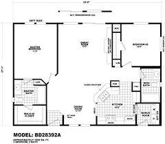 floor plan builder floor plan bd 28462a builder series homes by cavco