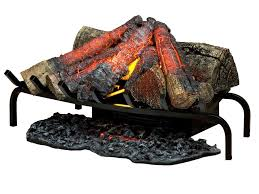 electric fireplace logs no heat home fireplaces firepits