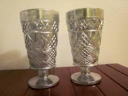 Mercury Glass Vases Diy Painted Vases Semi Diy