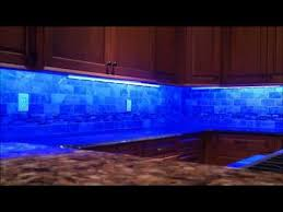Kitchen Cabinet Undermount Lighting by Led Under Cabinet Lights Being Installed In The Carpets Of