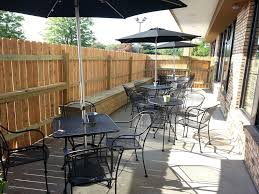Outside Patio Bar by Outdoor Patio Bar Gene U0027s Place