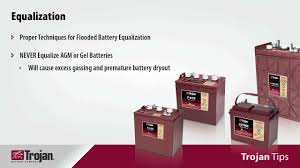 trojan tips 5 equalization is key to extending battery life and