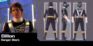dillon ranger black power rangers central
