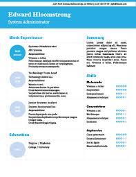 Artsy Resume Templates 49 Creative Resume Templates Unique Non Traditional Designs