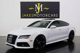 audi gas type 2015 audi rs7 sharks motors la custom cars for sale