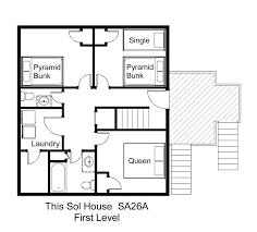 vista del sol floor plans oceanfront vacation rental this sol house